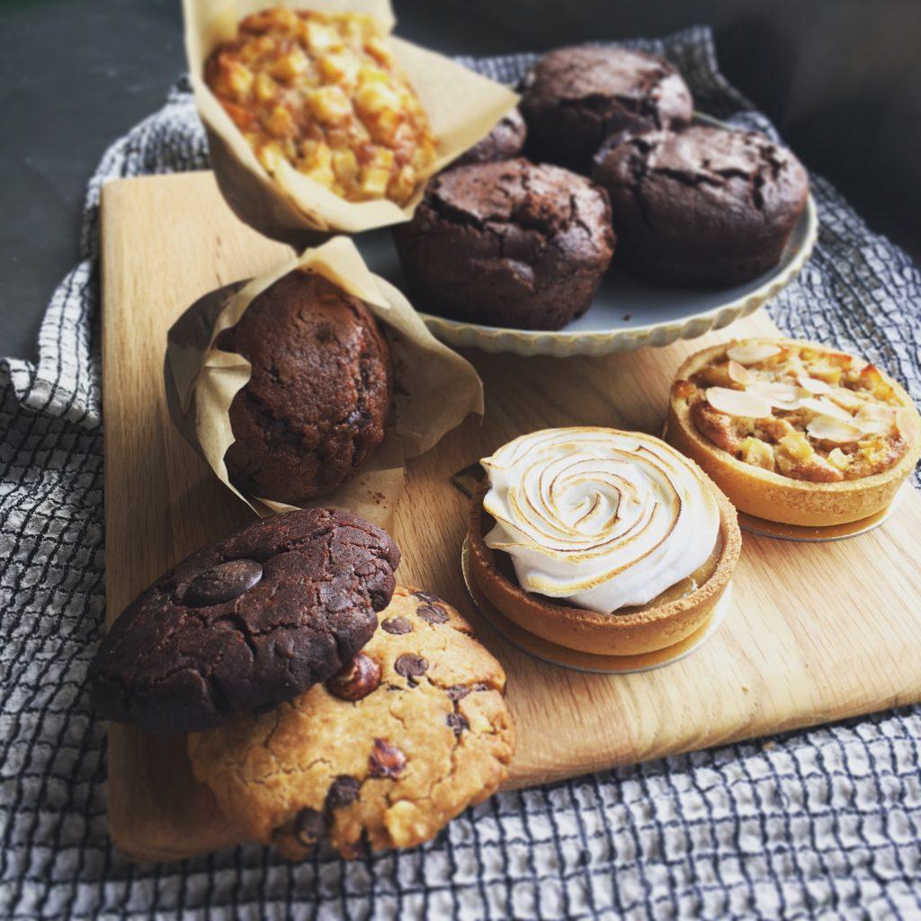 Gamme desserts