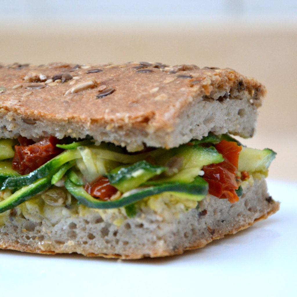 sandwich basile